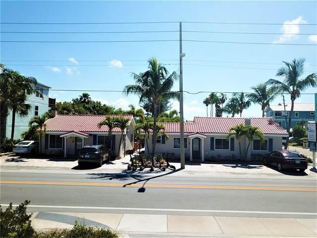8105 W Gulf Boulevard, Treasure Island, FL 33706 (MLS #U8138051) :: The Truluck TEAM