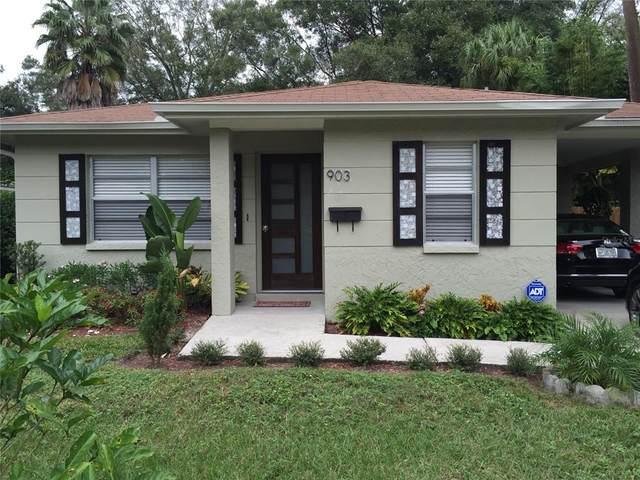 903 W Coral Street, Tampa, FL 33602 (MLS #U8138132) :: The Truluck TEAM