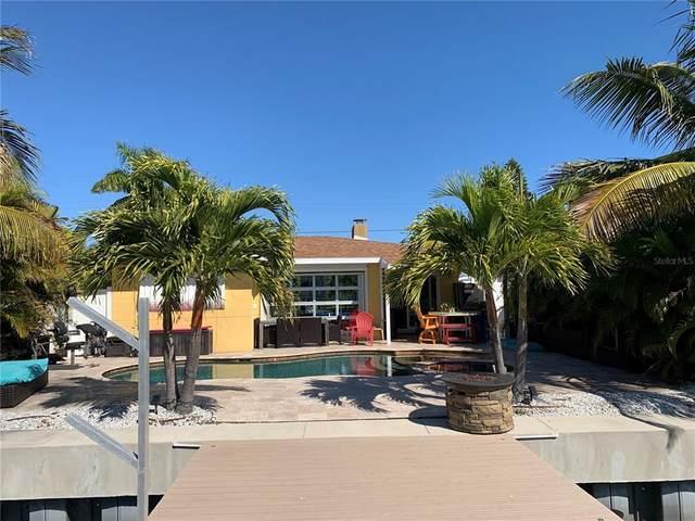 11110 1ST Street E, Treasure Island, FL 33706 (MLS #U8138161) :: Future Home Realty