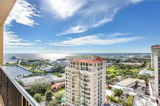 300 Beach Drive NE #1904, St Petersburg, FL 33701 (MLS #U8138191) :: Baird Realty Group