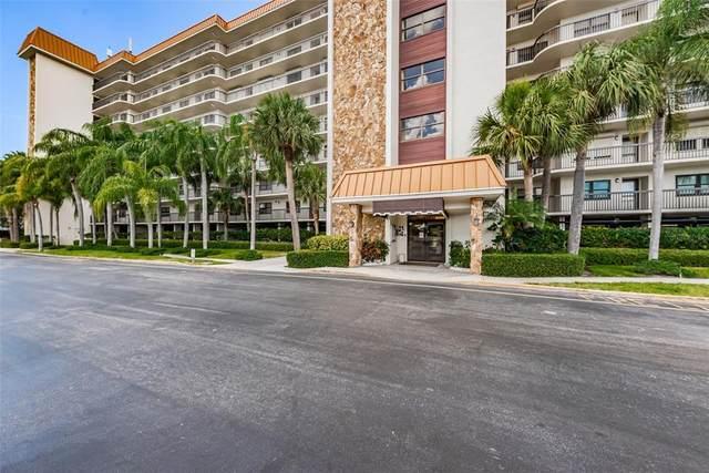 5400 Park Street N #109, St Petersburg, FL 33709 (MLS #U8138229) :: Griffin Group
