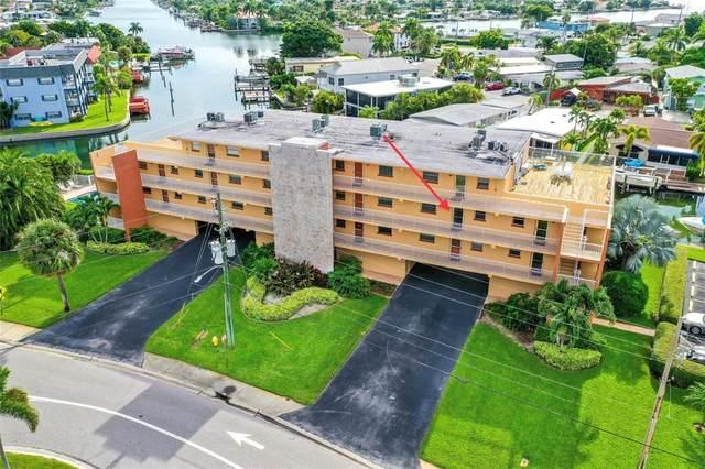 175 116TH Avenue #205, Treasure Island, FL 33706 (MLS #U8138250) :: Future Home Realty