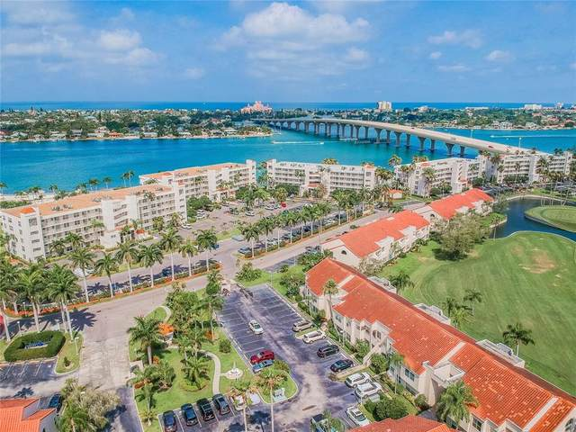 5900 Bahia Del Mar Circle #139, St Petersburg, FL 33715 (MLS #U8138446) :: Baird Realty Group