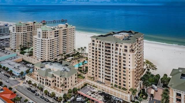 11 Baymont Street #509, Clearwater Beach, FL 33767 (MLS #U8138477) :: Heckler Realty