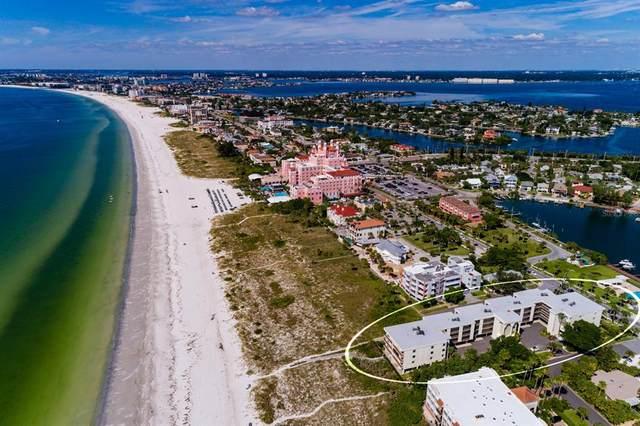 3200 Gulf Boulevard #208, St Pete Beach, FL 33706 (MLS #U8138542) :: RE/MAX Local Expert