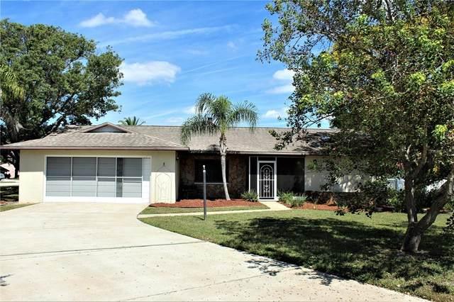 8111 Sylvan Drive, Hudson, FL 34667 (MLS #U8138587) :: Everlane Realty