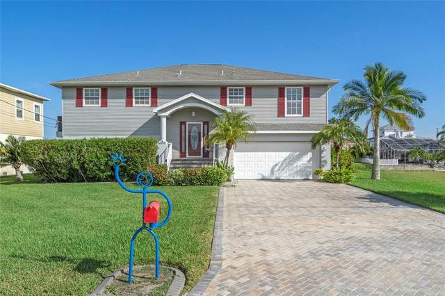 4049 Croaker Drive, Hernando Beach, FL 34607 (MLS #U8138637) :: Delgado Home Team at Keller Williams