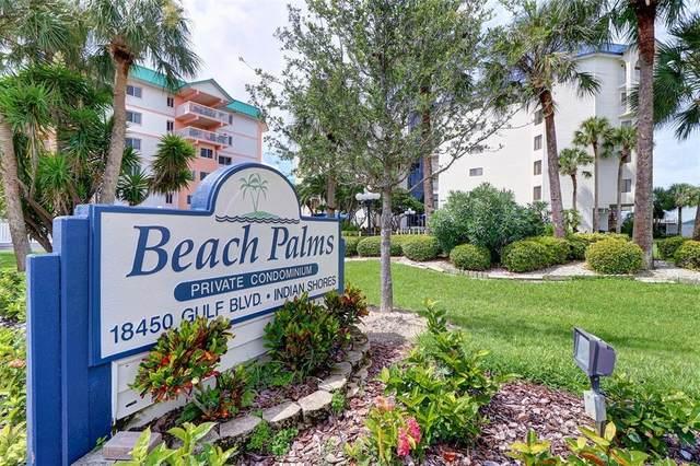 18450 Gulf Boulevard #108, Indian Shores, FL 33785 (MLS #U8138716) :: RE/MAX Local Expert