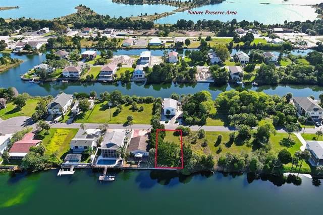 Lot 27 Holly Springs Drive, Hernando Beach, FL 34607 (MLS #U8138858) :: Delgado Home Team at Keller Williams