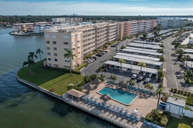6075 Shore Boulevard S #508, Gulfport, FL 33707 (MLS #U8139007) :: RE/MAX Local Expert