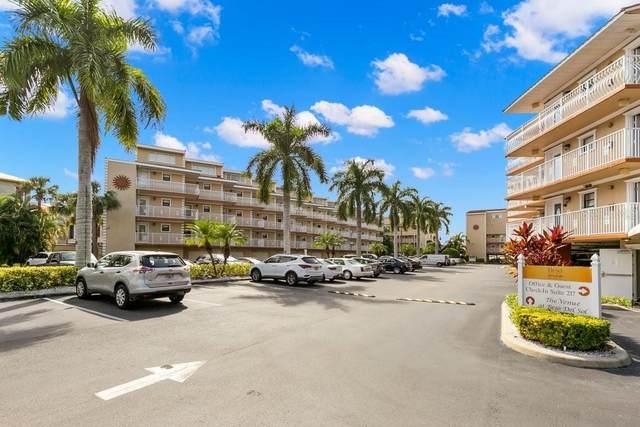 1420 Bayshore Boulevard #206, Dunedin, FL 34698 (MLS #U8139013) :: Team Buky