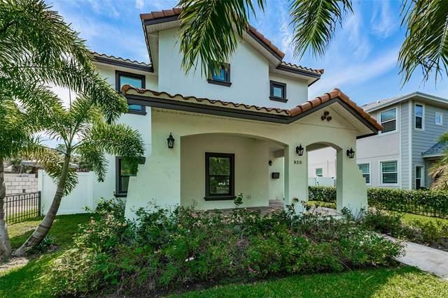 850 30TH Avenue N, St Petersburg, FL 33704 (MLS #U8139221) :: Everlane Realty