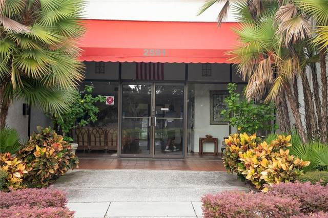 2591 Countryside Boulevard #5109, Clearwater, FL 33761 (MLS #U8139227) :: Griffin Group