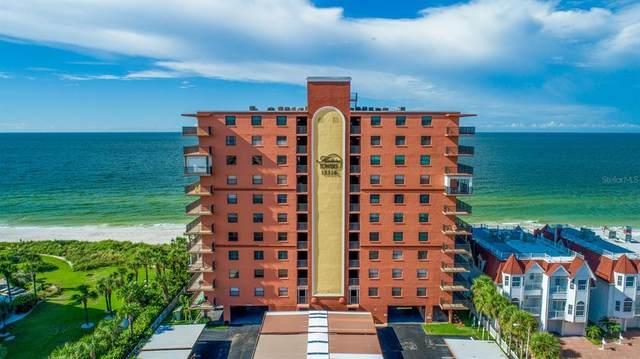 15316 Gulf Boulevard #301, Madeira Beach, FL 33708 (MLS #U8139254) :: RE/MAX Local Expert