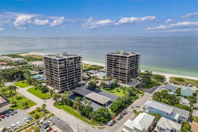 7650 Bayshore Drive #302, Treasure Island, FL 33706 (MLS #U8139340) :: Heckler Realty