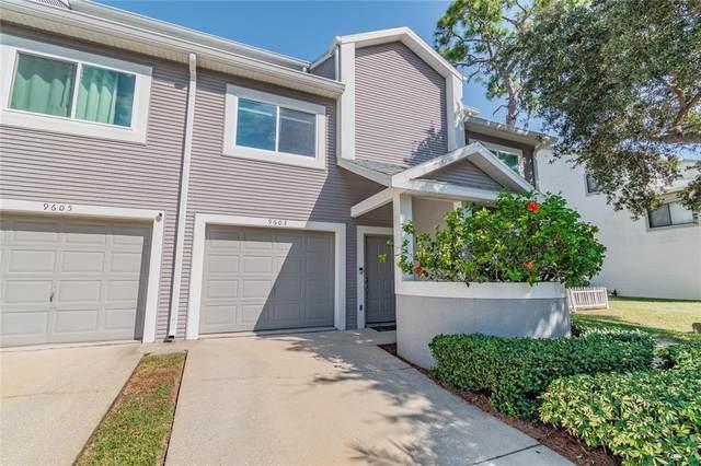 9603 Tara Cay Court #55, Seminole, FL 33776 (MLS #U8139355) :: Blue Chip International Realty