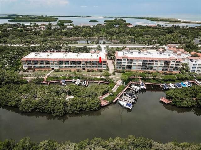 1695 Pinellas Bayway S A4, Tierra Verde, FL 33715 (MLS #U8139376) :: Baird Realty Group