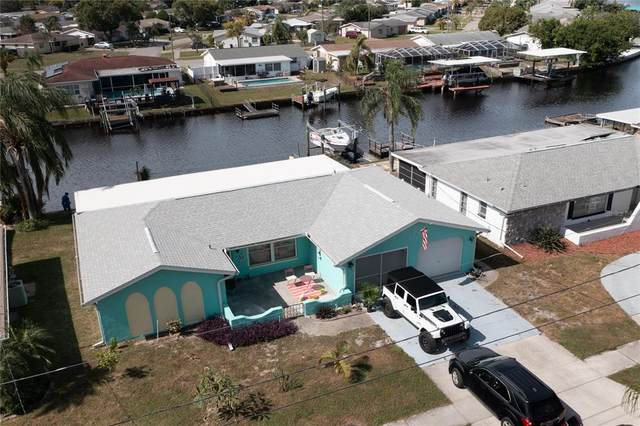5772 Melaleuca Drive, Holiday, FL 34690 (MLS #U8139403) :: Cartwright Realty