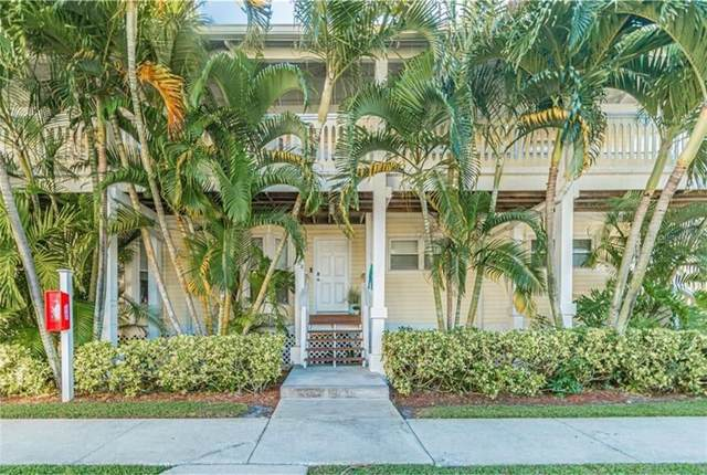 10399 Paradise Boulevard #102, Treasure Island, FL 33706 (MLS #U8139418) :: Future Home Realty