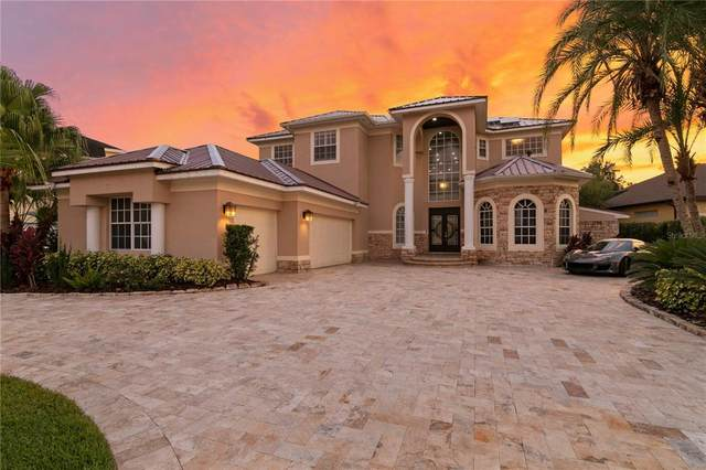 17804 Saint Lucia Isle Drive, Tampa, FL 33647 (MLS #U8139430) :: Cartwright Realty