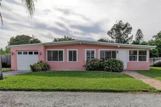 3912 Poinsettia Drive, St Pete Beach, FL 33706 (MLS #U8139506) :: Keller Williams Realty Select