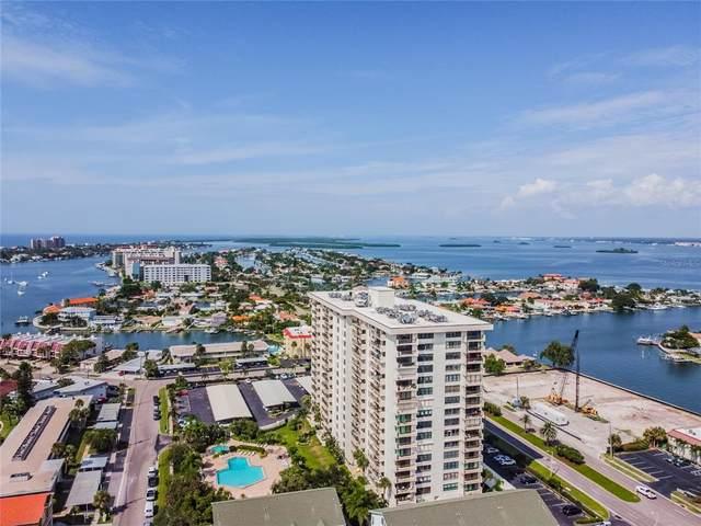 400 Island Way #612, Clearwater, FL 33767 (MLS #U8139512) :: Griffin Group