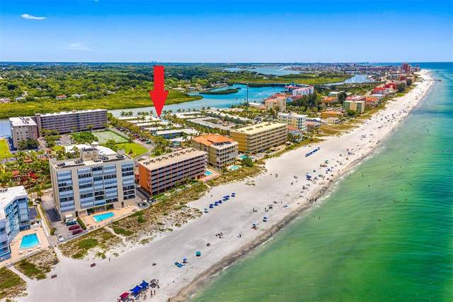 19417 Gulf Boulevard B-204, Indian Shores, FL 33785 (MLS #U8139521) :: RE/MAX Local Expert