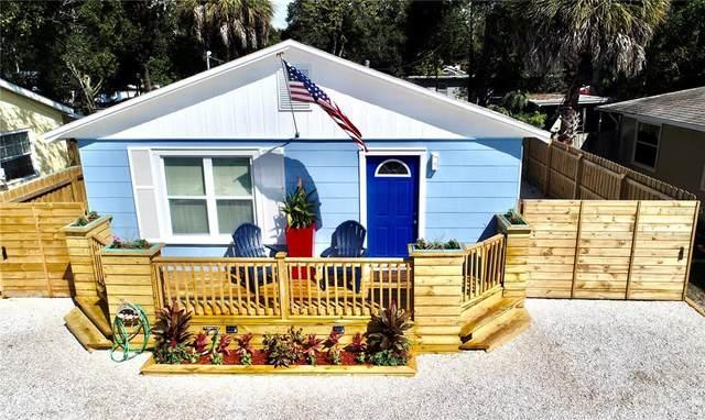 5005 Newton Avenue S, Gulfport, FL 33707 (MLS #U8139530) :: RE/MAX Local Expert