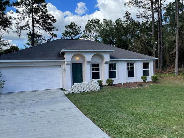 1911 W Quaker Lane, Citrus Springs, FL 34434 (MLS #U8139575) :: The Home Solutions Team   Keller Williams Realty New Tampa