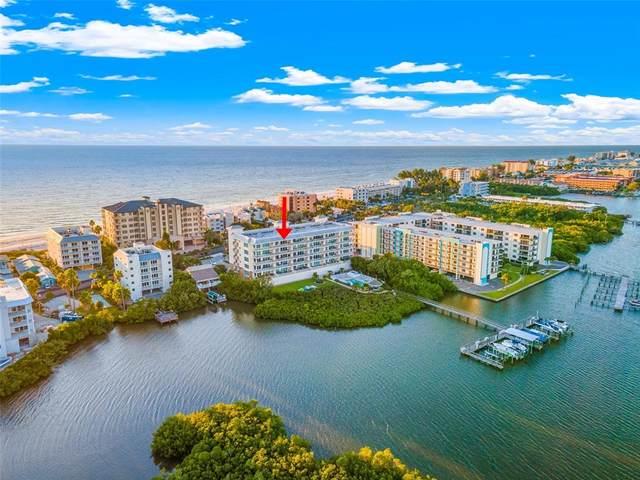 19519 Gulf Boulevard #605, Indian Shores, FL 33785 (MLS #U8139598) :: Lockhart & Walseth Team, Realtors