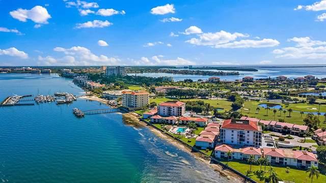 6145 Sun Boulevard #305, St Petersburg, FL 33715 (MLS #U8139621) :: Cartwright Realty