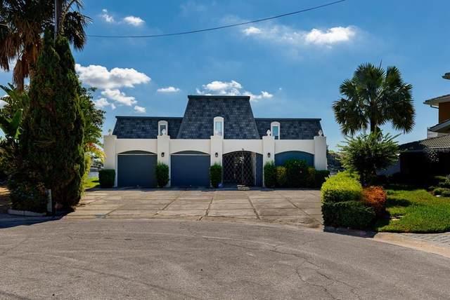 16 Island Drive, Treasure Island, FL 33706 (MLS #U8139642) :: Future Home Realty