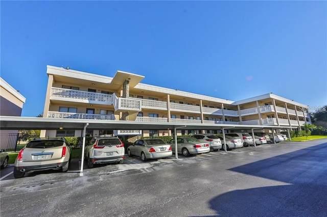 4920 Locust Street NE #208, St Petersburg, FL 33703 (MLS #U8139657) :: Future Home Realty