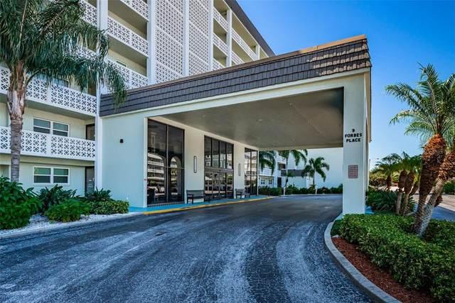 9 Forbes Place #407, Dunedin, FL 34698 (MLS #U8139692) :: Charles Rutenberg Realty