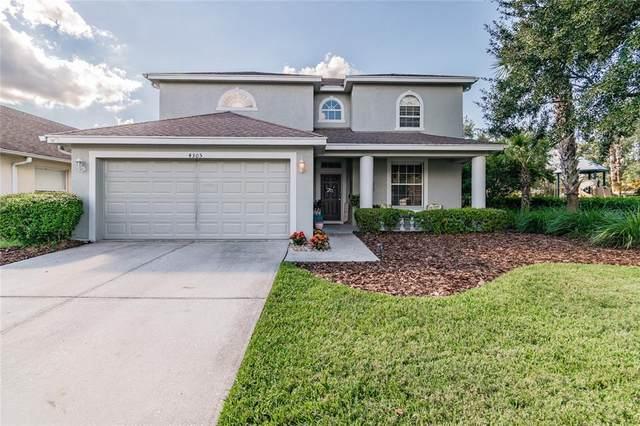 4305 Knollpoint Drive, Wesley Chapel, FL 33544 (MLS #U8139752) :: Cartwright Realty