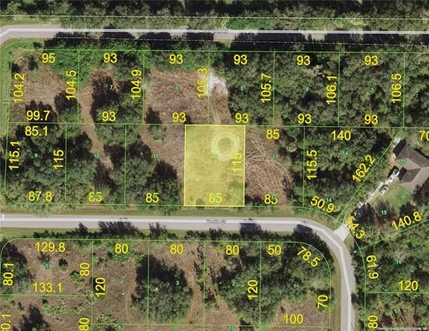 46 Vanilla Circle, Punta Gorda, FL 33982 (MLS #U8139756) :: Blue Chip International Realty