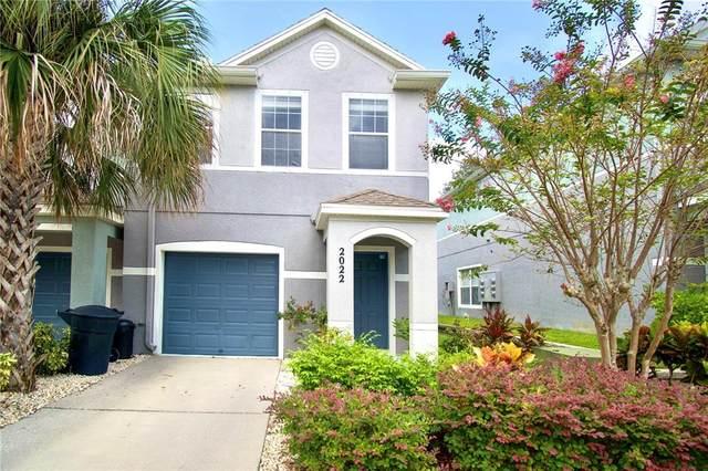 2022 Strathmill Drive, Clearwater, FL 33755 (MLS #U8139774) :: Baird Realty Group