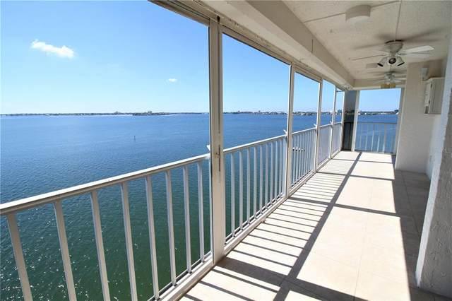 6060 Shore Boulevard S #912, Gulfport, FL 33707 (MLS #U8139824) :: RE/MAX Local Expert