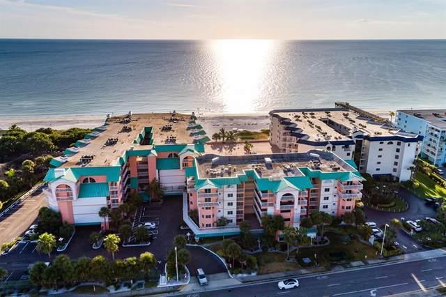 18400 Gulf Boulevard #1406, Indian Shores, FL 33785 (MLS #U8139870) :: Lockhart & Walseth Team, Realtors