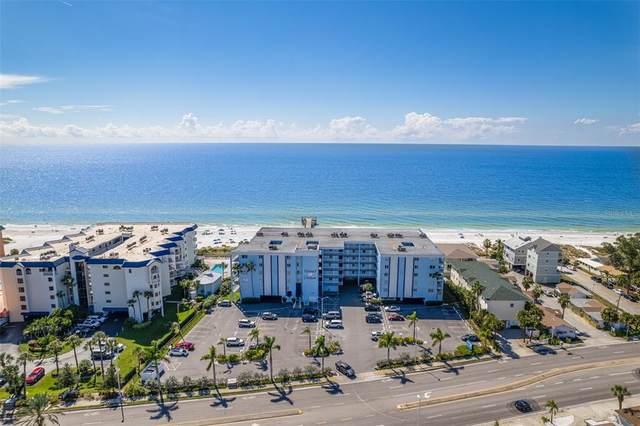 18500 Gulf Boulevard #402, Indian Shores, FL 33785 (MLS #U8139887) :: Lockhart & Walseth Team, Realtors