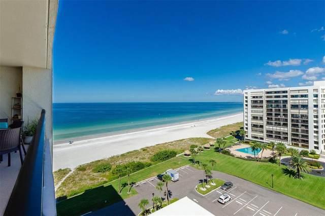 1480 Gulf Boulevard #1006, Clearwater Beach, FL 33767 (MLS #U8139891) :: Heckler Realty