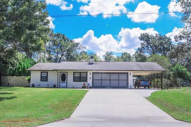 2264 Meadow Lark Road, Spring Hill, FL 34608 (MLS #U8139898) :: Keller Williams Realty Select