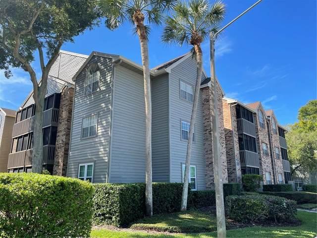 2500 Winding Creek Boulevard F104, Clearwater, FL 33761 (MLS #U8139914) :: Griffin Group