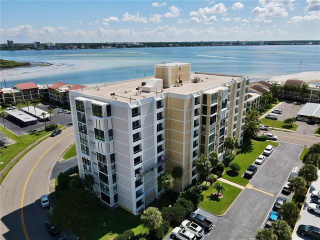 855 Bayway Boulevard #104, Clearwater, FL 33767 (MLS #U8139947) :: The Heidi Schrock Team