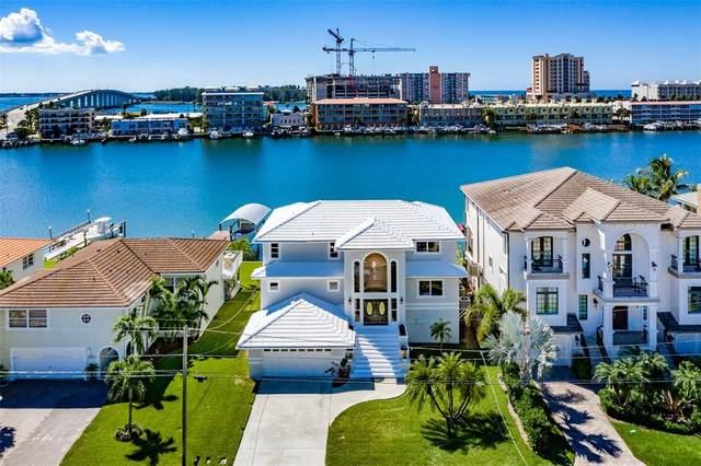 227 Bayside Drive, Clearwater Beach, FL 33767 (MLS #U8139952) :: Future Home Realty