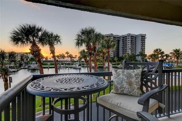 1651 Sand Key Estates Court #16, Clearwater, FL 33767 (MLS #U8139955) :: The Heidi Schrock Team