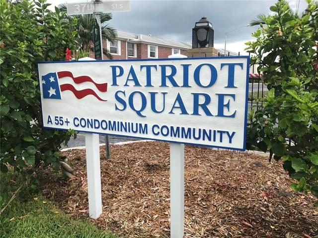 3515 41ST Terrace S #223, St Petersburg, FL 33711 (MLS #U8139957) :: Cartwright Realty