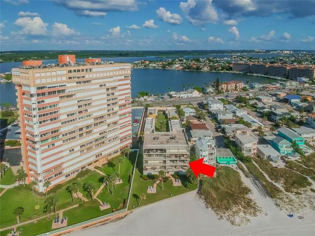 17854 Lee Avenue #301, Redington Shores, FL 33708 (MLS #U8139989) :: Griffin Group