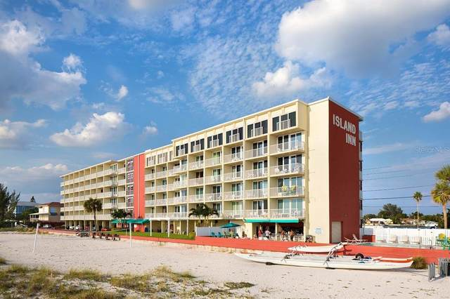 9980 Gulf Boulevard #207, Treasure Island, FL 33706 (MLS #U8140038) :: The Truluck TEAM