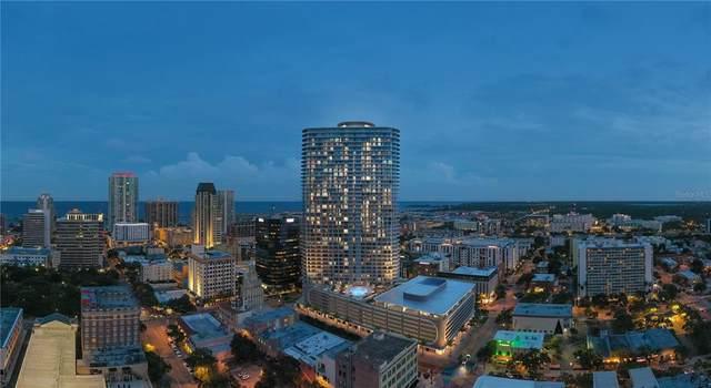 400 Central Avenue #2209, St Petersburg, FL 33701 (MLS #U8140122) :: Griffin Group